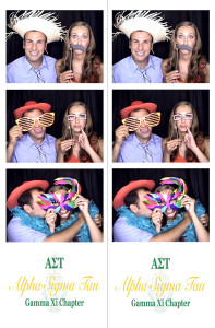 College Photo Booth Rental